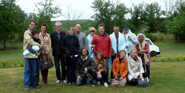 Dentistes Endurance réunion Hongrie 2011