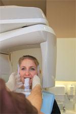 Appareil radiographie panoramique dentaire